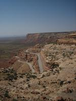 Road to Muley Point, UT
