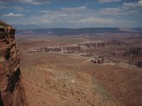 View of the Monument Basin and White Rim