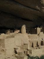 The Cliff Palace ruins