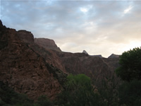 Bright Angel Trail Views