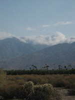 The San Bernardino mountains