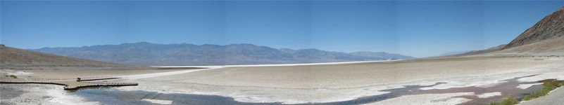 Badwater Basin Panorama